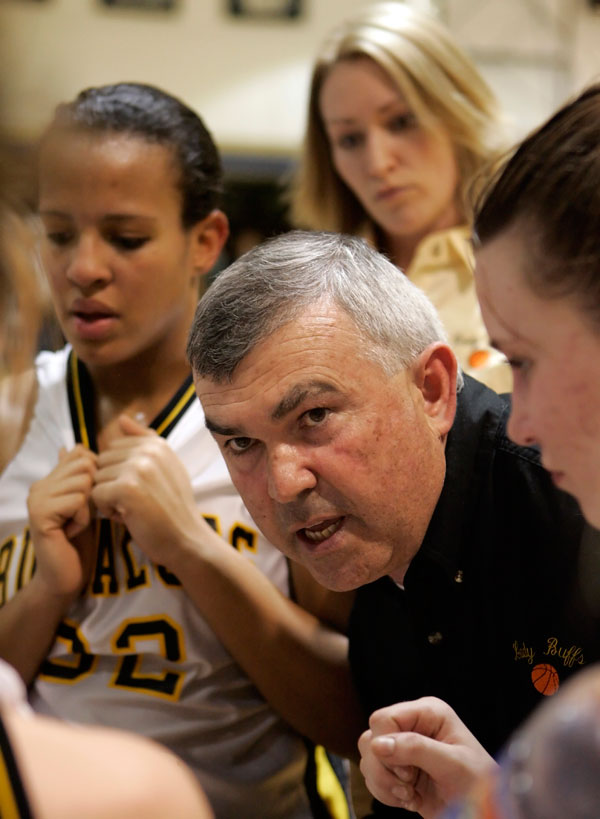 Cantrell retires from coaching basketball