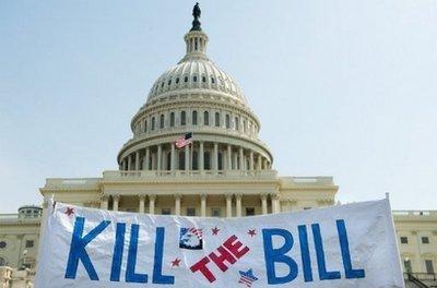 Area Congressmen split vote on flawed health care bill