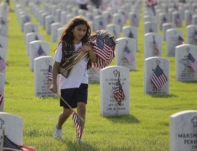 Remember the real reason for Memorial Day