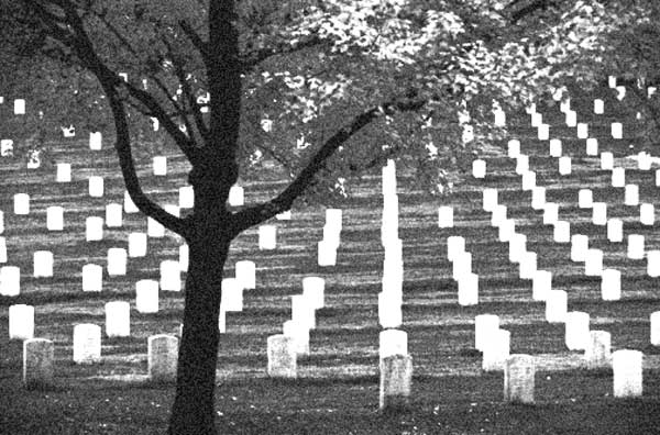 The graveyard of broken blog dreams