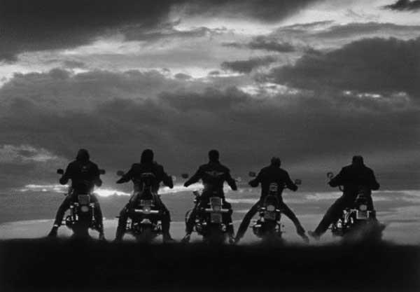 The Floyd County motorcycle mafia