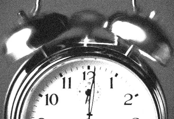 Internal alarm clocks