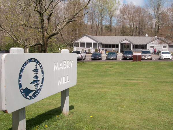 End of the line for Mabry Mill restaurant?