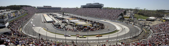 Time to put NASCAR out of its (and our) misery?
