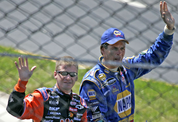 Time to wave farewell to NASCAR?