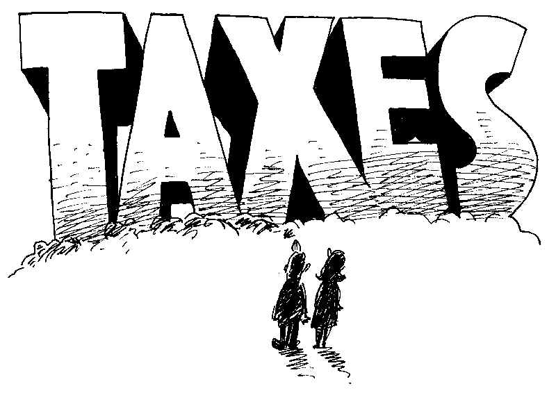 Taxing times may be ahead
