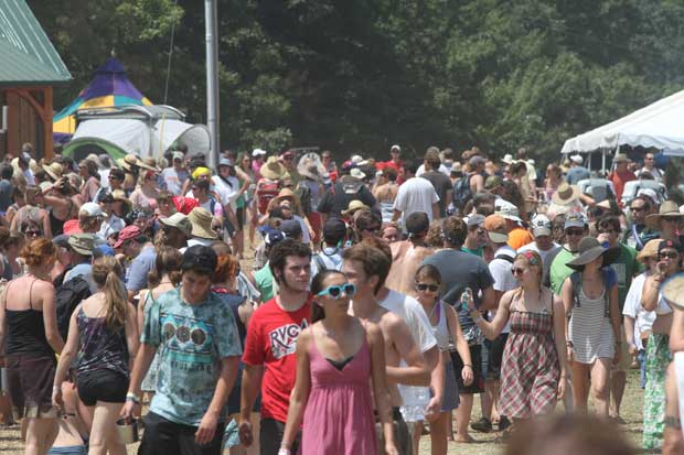 FloydFest X sells out for Friday and Saturday