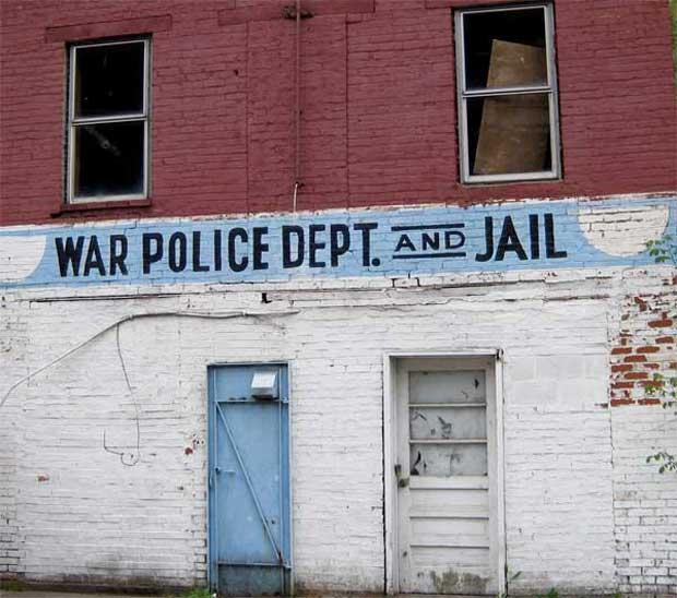 Losing the War in West Virginia