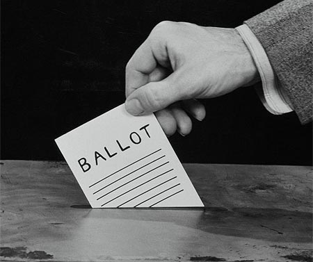 In the end, voting is a personal choice