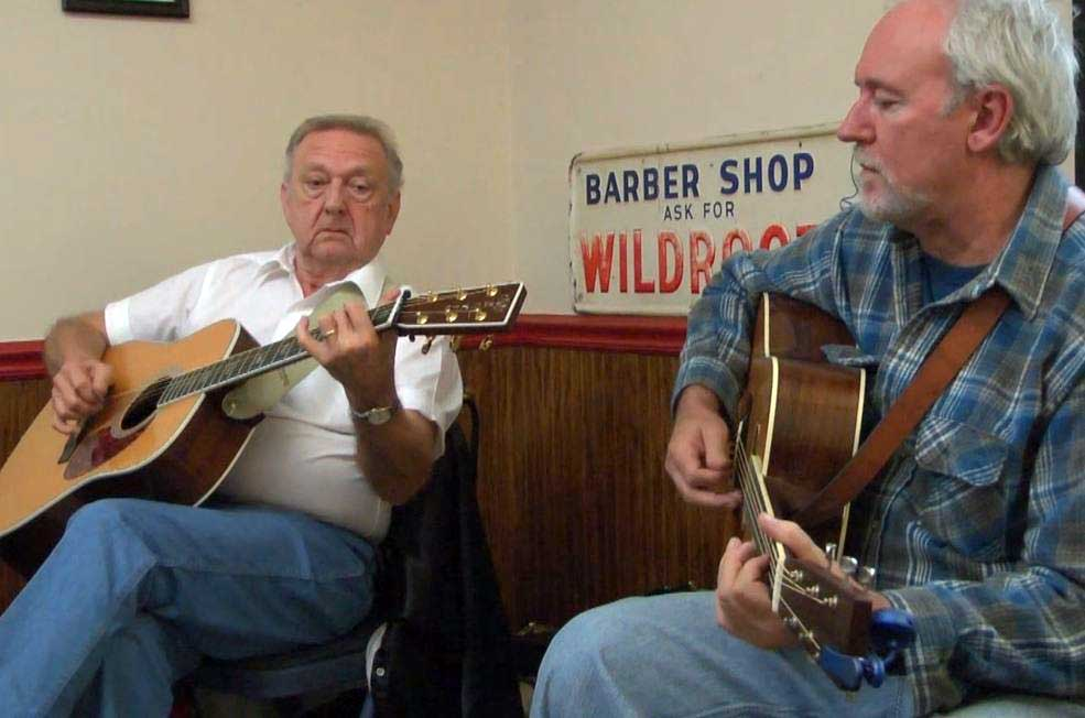 Barbershop Bluegrass