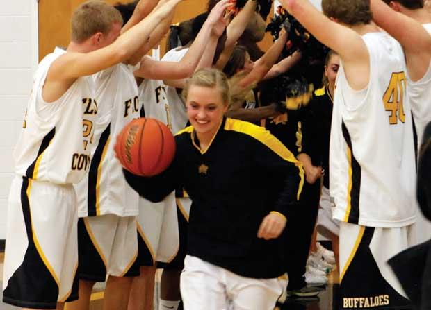 FCHS Basketball: Boys fall, girls triumph