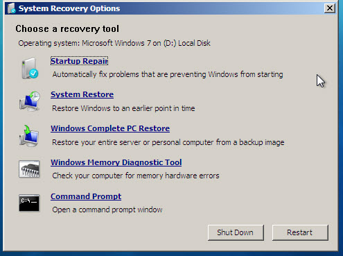 Why we don't do Windows