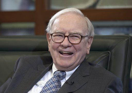Meet Warren Buffett: My new boss