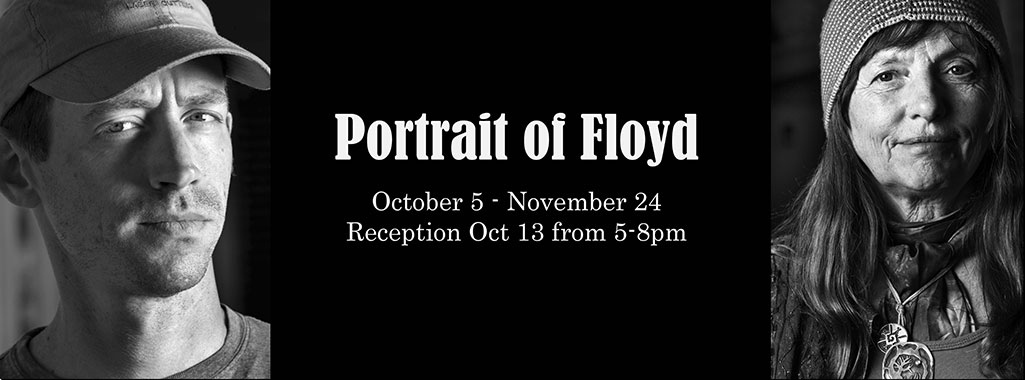 Portrait of Floyd:  See it and make up your own mind