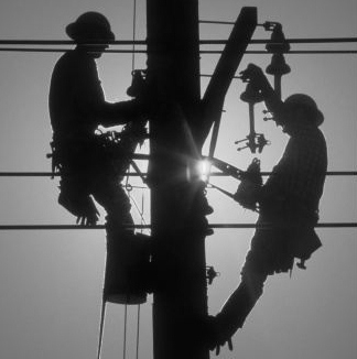3,299 customers without power in Floyd County at 5:30 p.m.