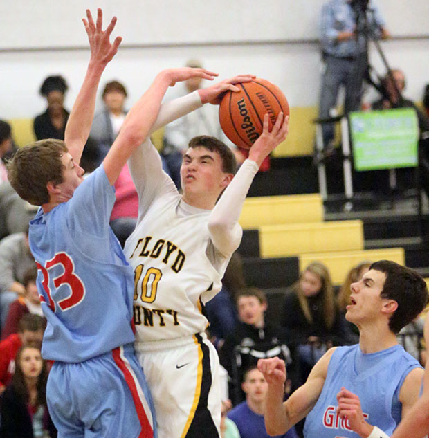 Floyd loses to Salem 97-54, Tanner closes in on record