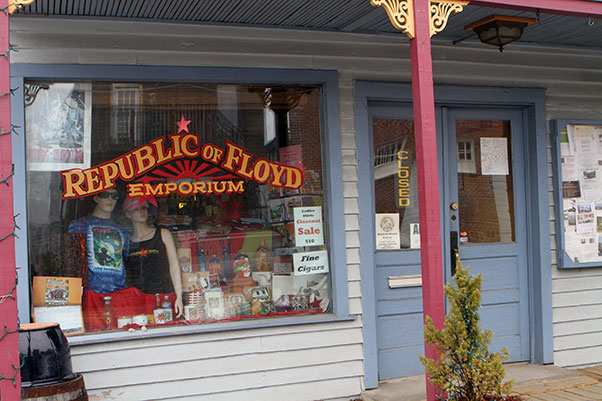 Republic of Floyd set to reopen on April 5