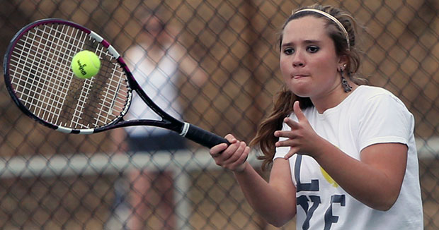 Spring sports of tennis, track underway at Floyd County High