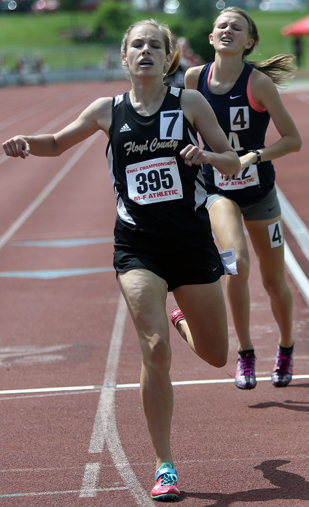 Goodson captures 800-meters at state