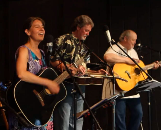 Thank you Kari Kovick, Dave Fason, Rusty May, Mike Mitchell and others for Saturday night's special song and so much more