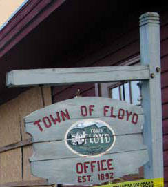 Floyd Clerk Karen Hodges terminated by unanimous vote of town council