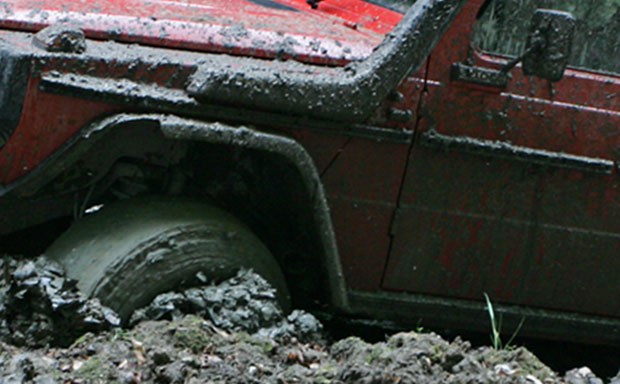 FloydFest becomes MudFest — Especially in the parking lots