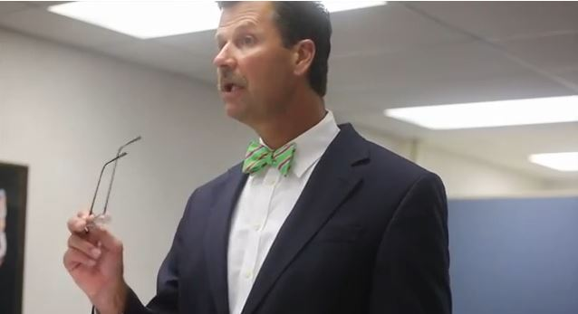 School board fires superintendent Harris