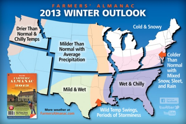 So, what's the outlook for winter weather?  Good question