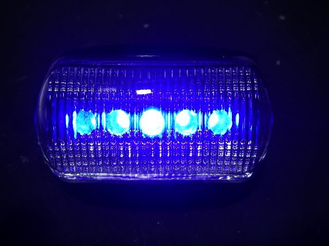 Fake cop is not offering a blue light special