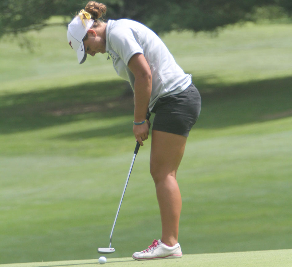 Amanda Hollandsworth: Golfer of the Year