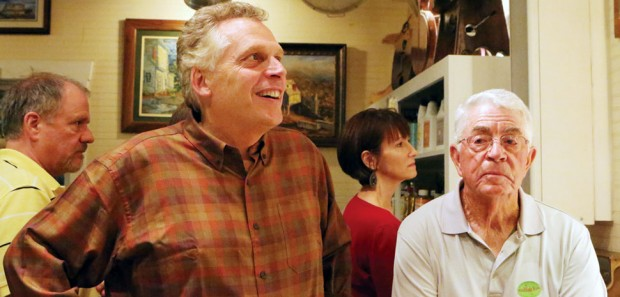 McAuliffe: Major disappointment to Dems?