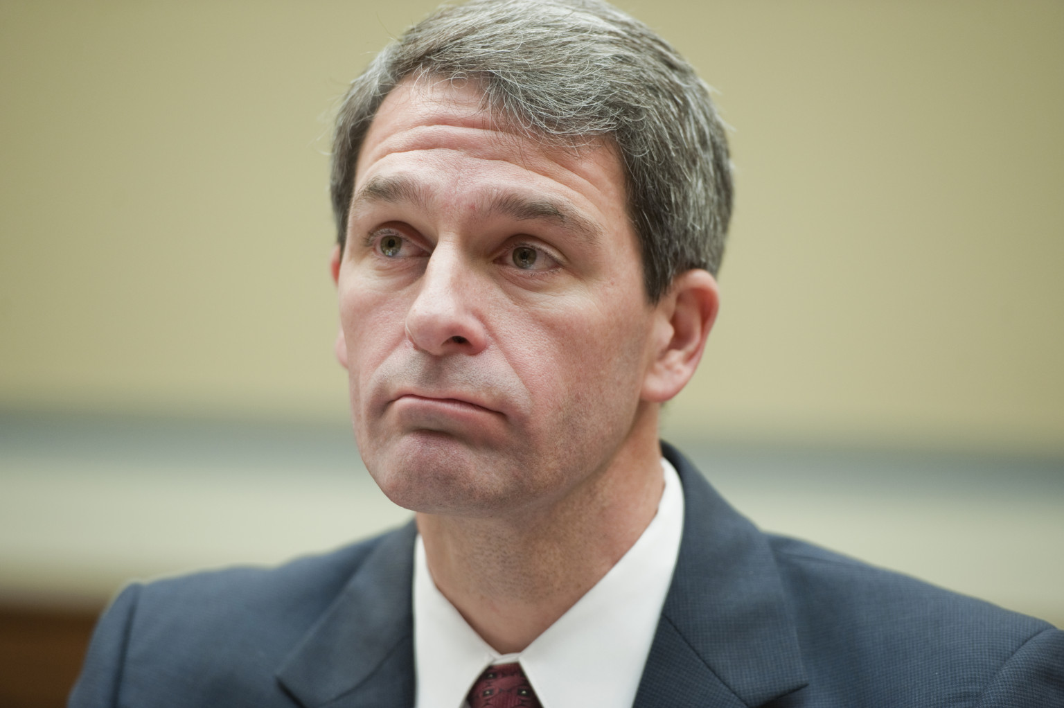 Like his campaign, Ken Cuccinelli's fundraising is in the dumpster