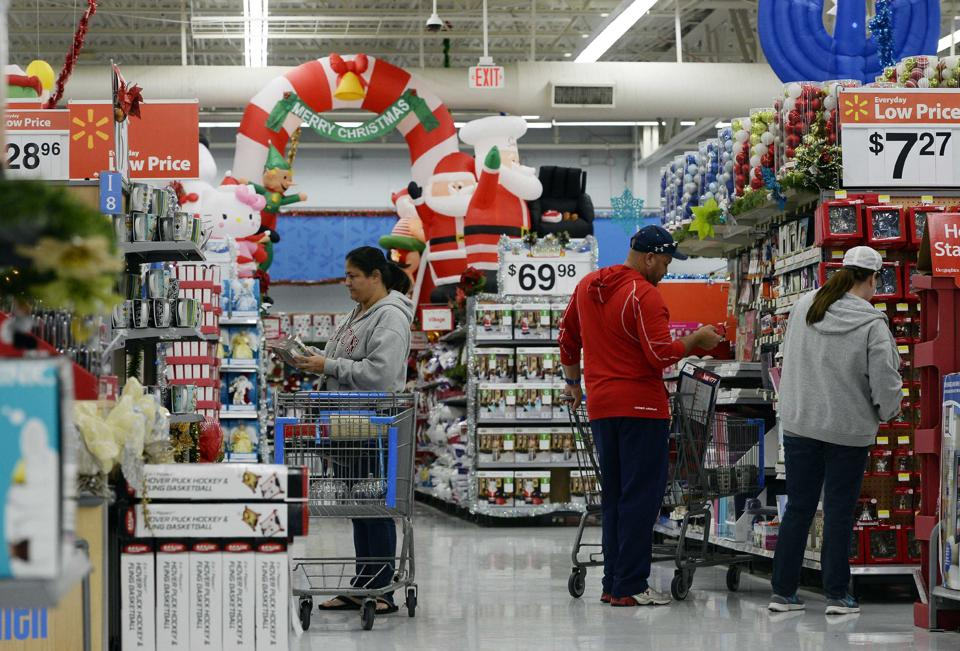 'Black Friday' started on Thanksgiving Day