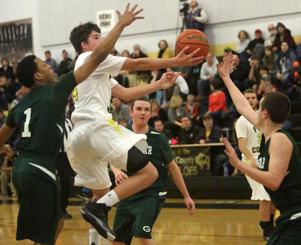 Buffaloes down Glenvar 70-61 in hard-fought game