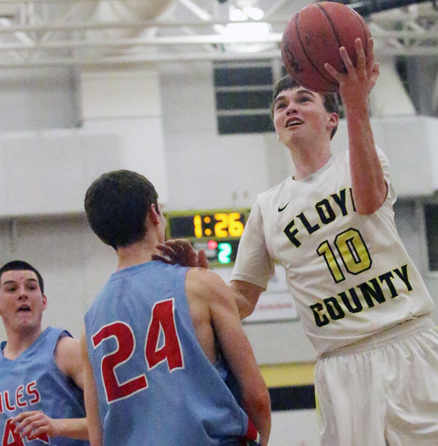 Record night for Tanner, key tourney win
