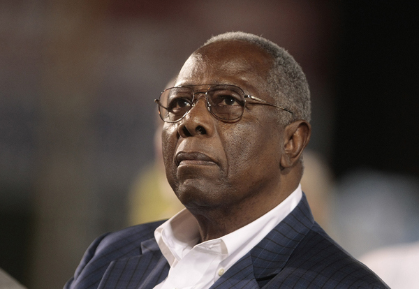 Hank Aaron's truth about racism