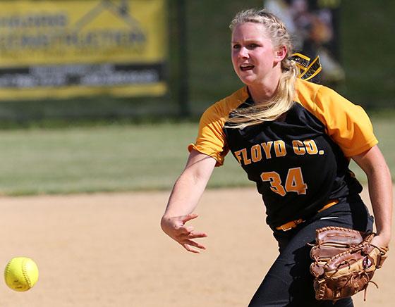Lady Buffs clinch state softball spot