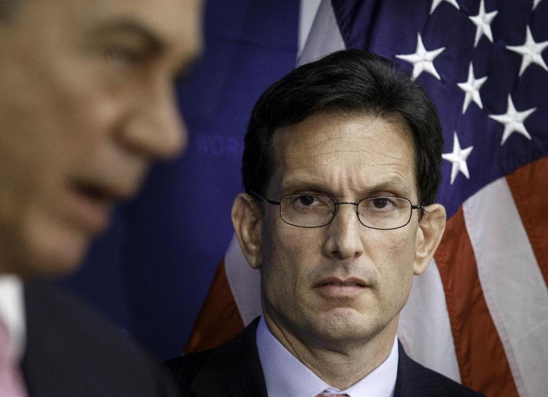 Cantor goes down in self-induced flames