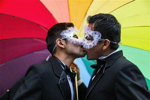 Gay pride in Floyd and elsewhere