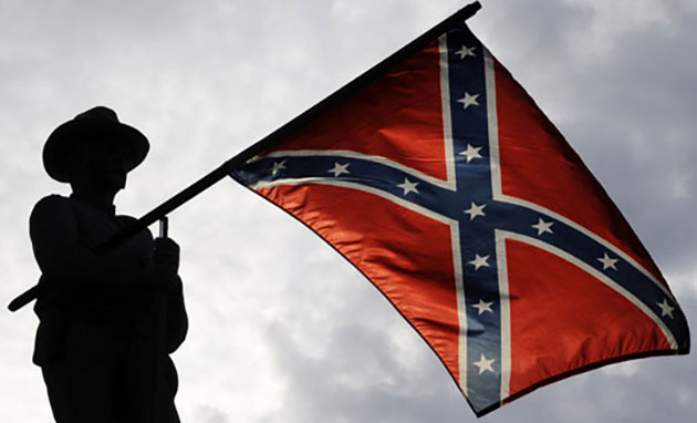 Mont. County schools ban Confederate flags
