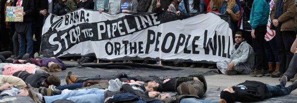 Gas pipeline public meeting