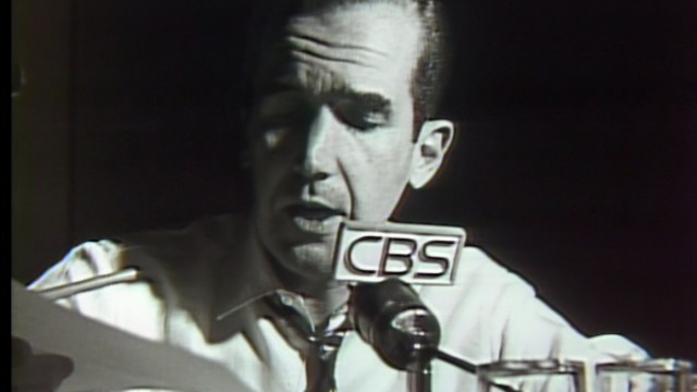 Edward R. Murrow's truth in 1958