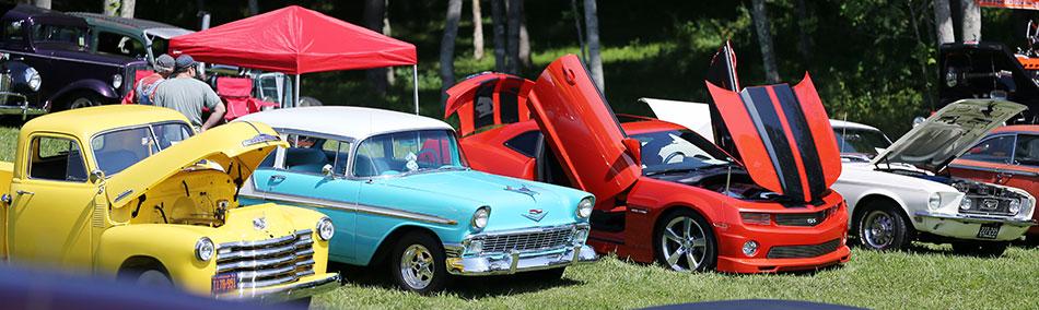 A successful auto show