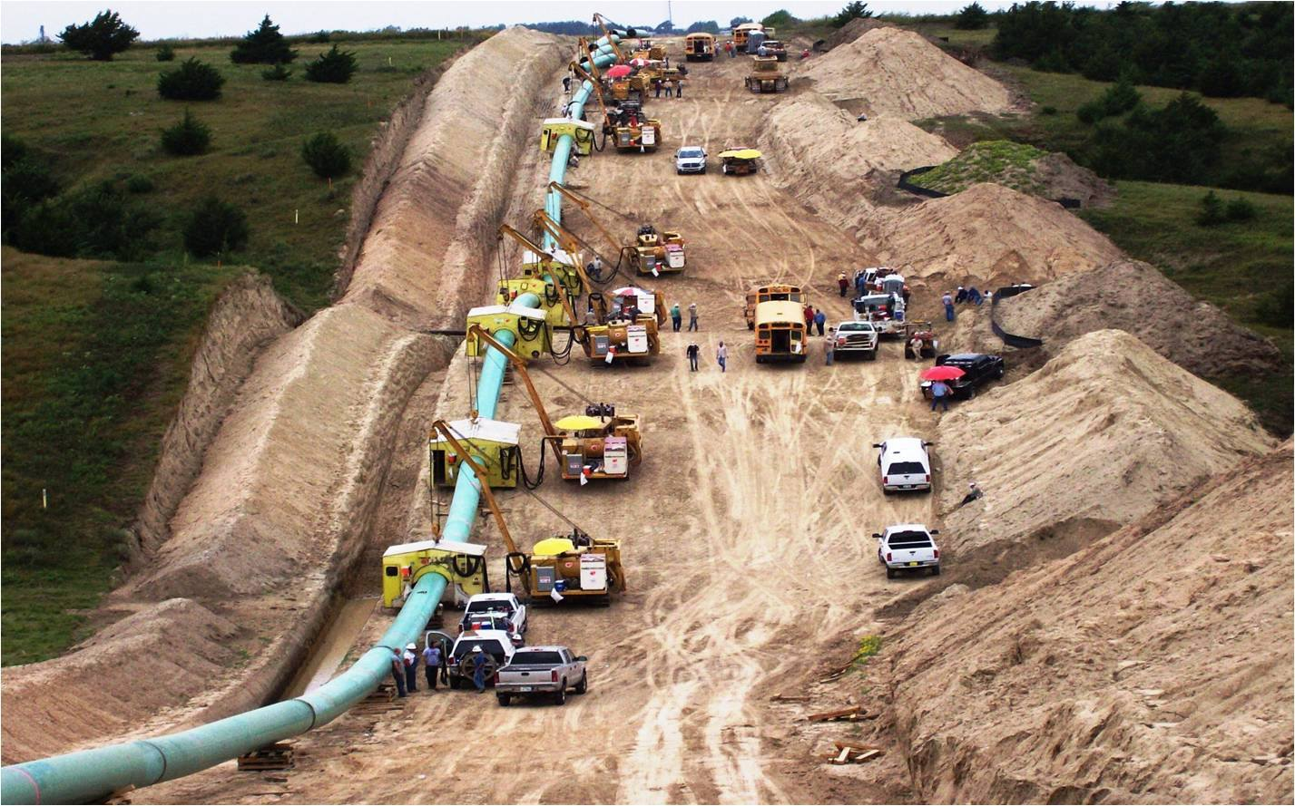 Pipeline's effect on Floyd County