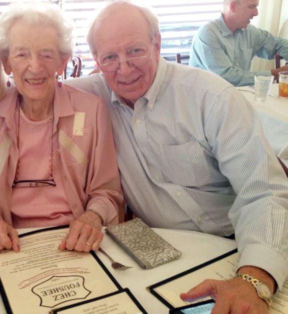 Ruth Hallman: Teacher, mentor and friend