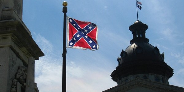 Get rid of the Confederate flag