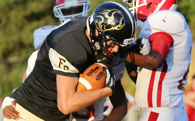Buffaloes fall to Martinsville
