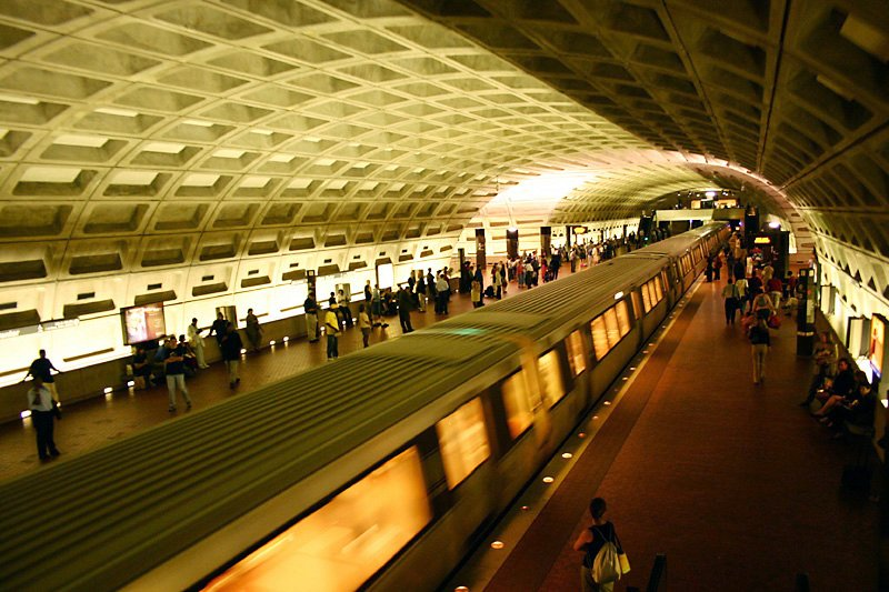 The old gray Metro ain't what she used to be