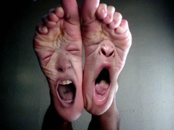 Gout, gout damn toe!