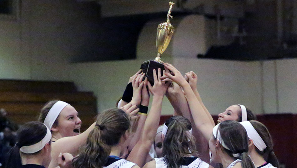 Lady Buffs win conference title